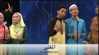 اسماءالله الحسنی-نام های زیبای خداوند