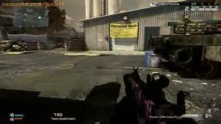 بازی خودم در Call of Duty Ghosts  آنلاین