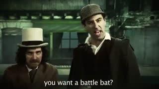 جنگ رپی بین بتمن و شرلوک هلمز