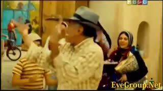 لحظات جذاب خنده و رقص رضا کیانیان در خنداونه