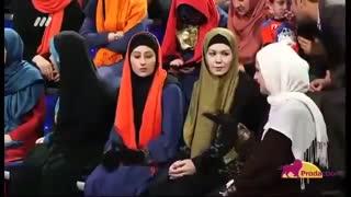 سکته ناگهانی محسن افشانی در برنامه زنده