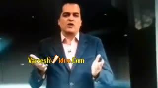 وقتی پیمان یوسفی هوس می کند عربی حرف بزند اما (سوتی پیمان یوسفی )