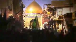 مداحی زیبای شب اول محرم از محمود کریمی