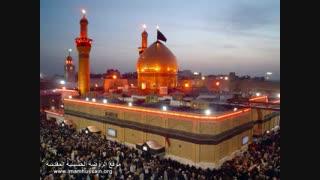 مداحی زیبای شب ششم محرم از محمود کریمی