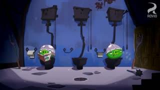 کارتون انگری بردز(پرندگان خشمگین)angry burds-قسمت ششم