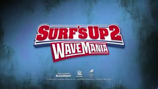 تلیر انیمیشن Surfs Up 2: WaveMania 2017