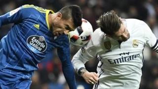 خلاصه بازی:  رئال مادرید  1 - 2  سلتاویگو