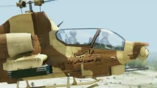 نابودی داعشی ها در 30 کیلومتری مرز ایران توسط نیروهای مسلح جمهوری اسلامی ایران