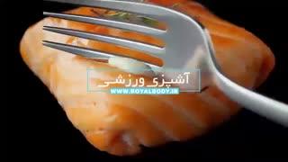 آشپزی ورزشی - شیک پروتئین بادام و شیر