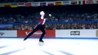 موزیک ویدیو انیمه یوری بر روی یخ_AMV Yuri!!! On Ice_One