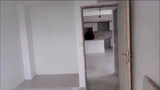 فیلم آپارتمان دو خوابه 95 متری در پروژه نقاشان پرند