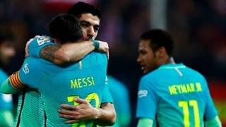 خلاصه بازی:  اتلتیکومادرید  1 - 2  بارسلونا
