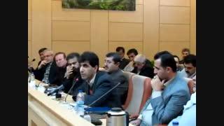 انتقاد شدید رئیس شورای شهر مریوان از استاندار کردستان  دولت روحانی شورا ستیز و اعتقادی به شورای شهر ندارد