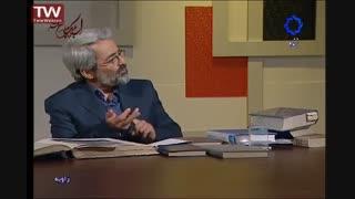 مناظره سلیمی نمین و آجودان زاده در شبکه چهار(2)