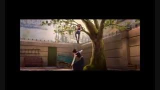 اولینbarlina(leap)-amv