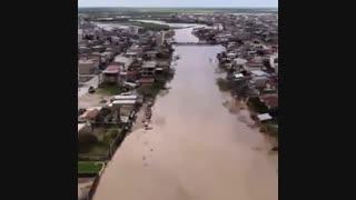 نزن باران که ایران غرق آب است