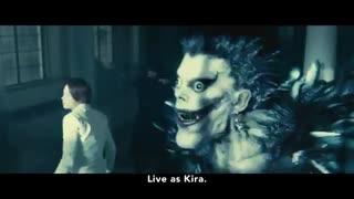 فیلم ژاپنی دفترچه مرگ: روشنایی دنیای جدید Death Note: Light Up The New World با زیرنویس فارسی
