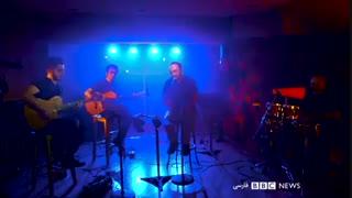 #شهریارقنبری  اولین اجرای زنده