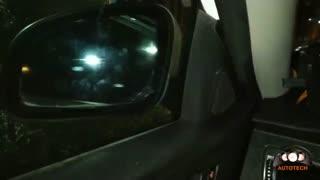 نصب آینه تاشو برقی بسترن b30 _ اتوتک فتاحی