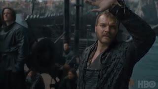 تیزر قسمت پنجم از فصل آخر سریال Game of Thrones
