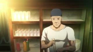 انیمه Hakata Tonkotsu Ramens قسمت اول