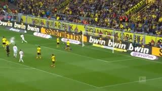 5 گل برتر هفته 33 بوندسلیگا آلمان