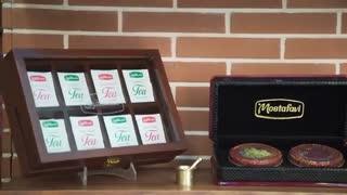 تنوع محصولات زعفران مصطفوی
