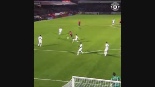 5 گل به یاد ماندنی آنتونیو والنسیا در منچستریونایتد