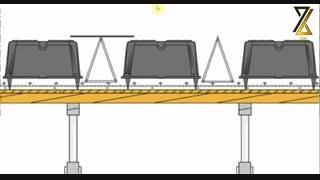 نحوه اجرای سقف یوبوت|پکیج آموزشی طراحی و محاسبات سازه مهندس توکلی