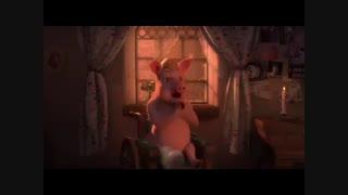 انیمیشن سه بچه خوک شرک