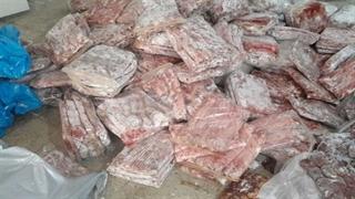 کشف ۱.۵ تن گوشت فاسد در تهران