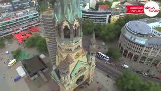 برلین آلمان - Berlin Germany - تعیین وقت سفارت آلمان با ویزاسیر