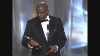Forest Whitaker winning Best Actor