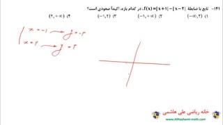 پاسخ تشریحی کنکور تجربی خارج ۹۸ از علی هاشمی