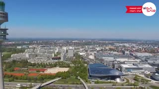 پارک المپیک آلمان  - Olympiapark Germany