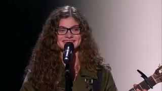 Sophie Pecora Scores Golden Buzzer From Brad Paisley