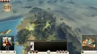 پیش نمایش چیت بازی Total War Rome 2