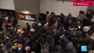 کلیپ اینجا فرانسه، مهد آزادی و نارضایتی مردم(بخش حمل و نقل)