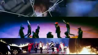 MASHUP→BTS_EXO_NCT_127_Mic Drop_Cherry_Bomb_Monster_480p