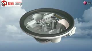 ظرفشویی ال جی مدل 1444