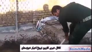 کوت عبدالله اهواز چه خبر است که سپاه پاسداران با تمام تجهیزات به میدان آمده