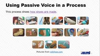 ساختار passive voice در رایتینگ آزمون آیلتس