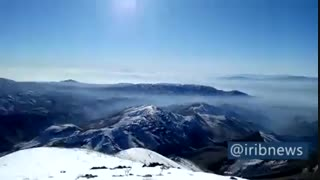 """قله """"مرد نوراز"""" - اَغشت - استان البرز"""