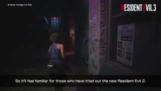 صحبتهای تهیه کنندگان  Resident Evil 3 در مورد بازی-بازیمگ
