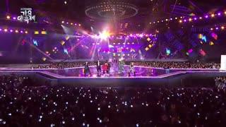 اجرای آهنگ Go Go بی تی اس BTS در مراسم KBS Gayo Daechukje 2019