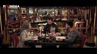 ژن خوک ، دیدار عماد و نامزدش اینبار در رستوران و با حضور رضا