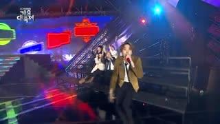 اجرای آهنگ Boy With Luv از بی تی اس BTS در مراسم KBS Gayo Daechukje 2019