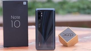 بررسی شیائومی می نوت 10 - Xiaomi Mi Note 10