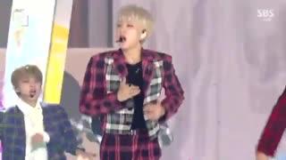 قسمت دوم جشنواره موسیقی SBS Gayo Daejun 2019 با حضور BTS