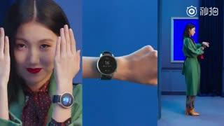 تیزر رسمی معرفی شیائومی Watch Color